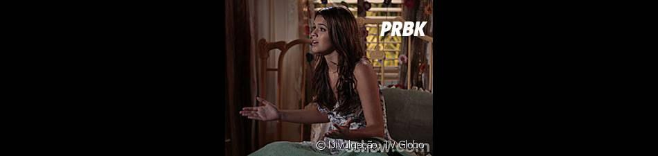 """Luiza (Bruna Marquezine) falará coisas que Helena (Julia Lemmertz) não gostará na novela """"Em Família"""""""