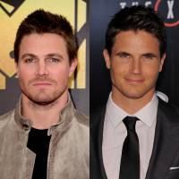 """Stephen Amell, de """"Arrow"""", e Robbie Amell, de """"The Flash"""", vão trabalhar juntos em novo filme!"""