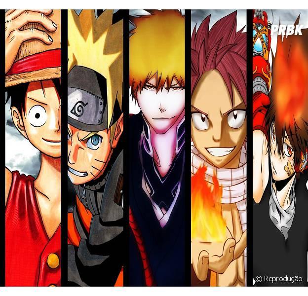 É preciso ter muito tempo sobrando pra ver todos esses animes!