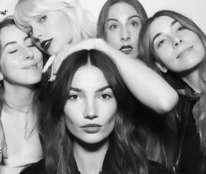Taylor Swift, Lily Aldridge e as meninas do HAIM curtem festa de aniversário de Gigi Hadid