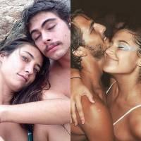 Rafael Vitti e Julia Oristanio ou Brenno Leone e Giulia Costa: qual o casal mais legal do momento?
