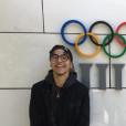 Japa está tão em alta, que viajou até a Suíça, onde vai carregar a tocha olímpica
