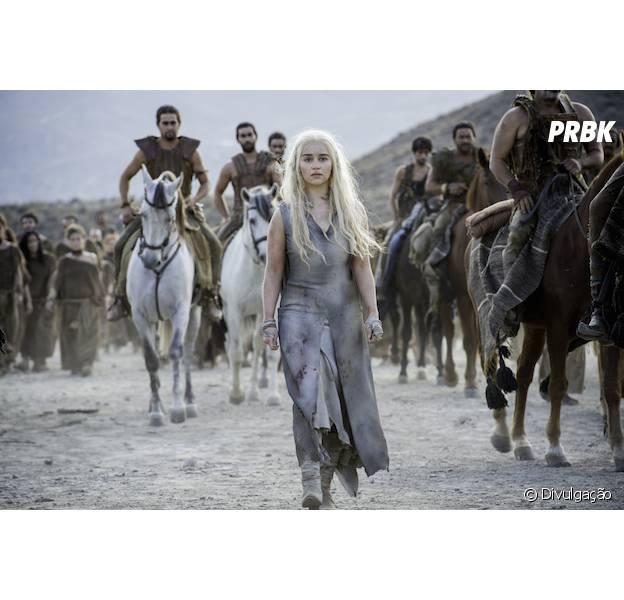 """As imagens do terceiro episódio de """"Game Of Thrones"""" foram divulgadas pela HBO"""