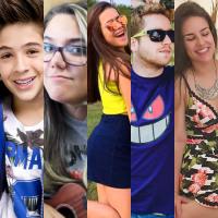 João Guilherme, Malena, Maisa Silva, Luba e mais: descubra 50 fatos sobre seus youtubers favoritos!