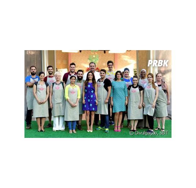 """No """"Bake Off Brasil"""": reality show retorna no dia 21 de maio!"""