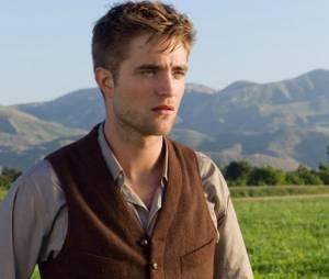 """Outro longa bastante conhecido com Robert Pattinson no elenco é """"Água para Elefantes"""""""