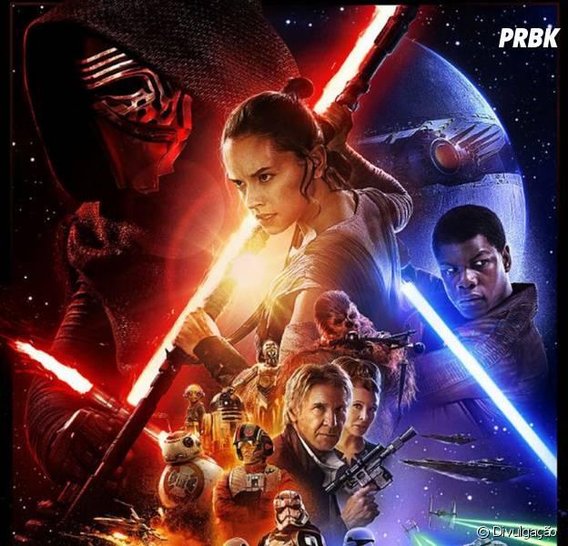 """""""Star Wars VII: O Despertar da Força"""" chegou aos cinemas 10 anos após """"Star Wars: Episódio 3 - A Vingança dos Sith"""""""