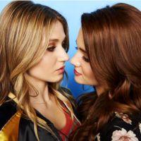 """Em """"Faking It"""": na 3ª temporada, Karma e Amy juntas no final? Criador dá dicas sobre futuro da série"""