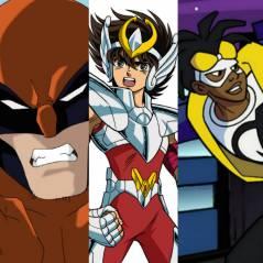 """De """"X-Men: Evolution"""", """"Cavaleiros do Zodíaco"""": veja os desenhos que deveriam voltar para a TV!"""