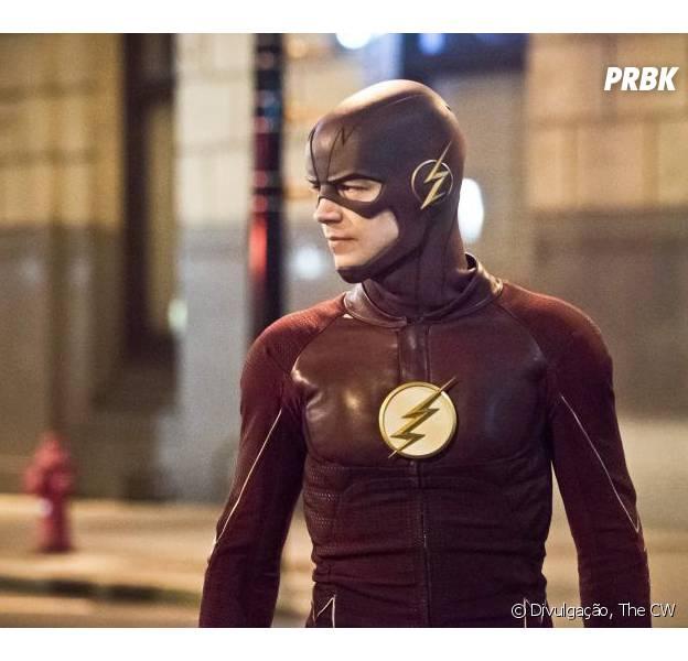 """Em """"The Flash"""",o pai de Barry (Grant Gustin) foi morto por Zoom (Tony Todd)!"""