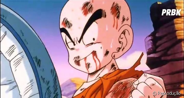 "Em ""Dragon Ball"", Kuririn morreu diversas vezes"