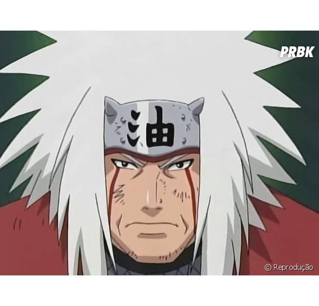 """Em """"Naruto"""", morte de Jiraya emocionou muito os fãs do anime"""