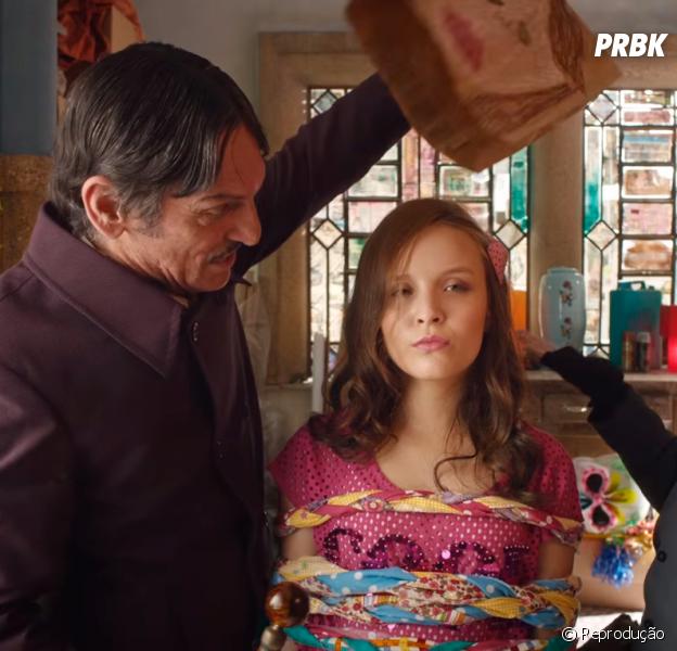 """De """"Carrossel 2 - O Sumiço de Maria Joaquina"""": Larissa Manoela interpreta Maria Joaquina"""