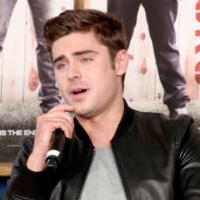 "Zac Efron: ""100% disposto"" sobre filmar um novo filme de ""High School Musical"""