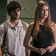 "Final ""Totalmente Demais"": Eliza (Marina Ruy Barbosa) e Jonatas brigam após fofoca envolvendo Arthur"