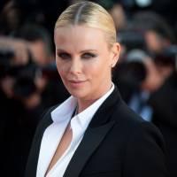 """De """"Velozes & Furiosos 8"""": Charlize Theron, de """"Mad Max"""", aparece caracterizada como a vilã Cipher!"""