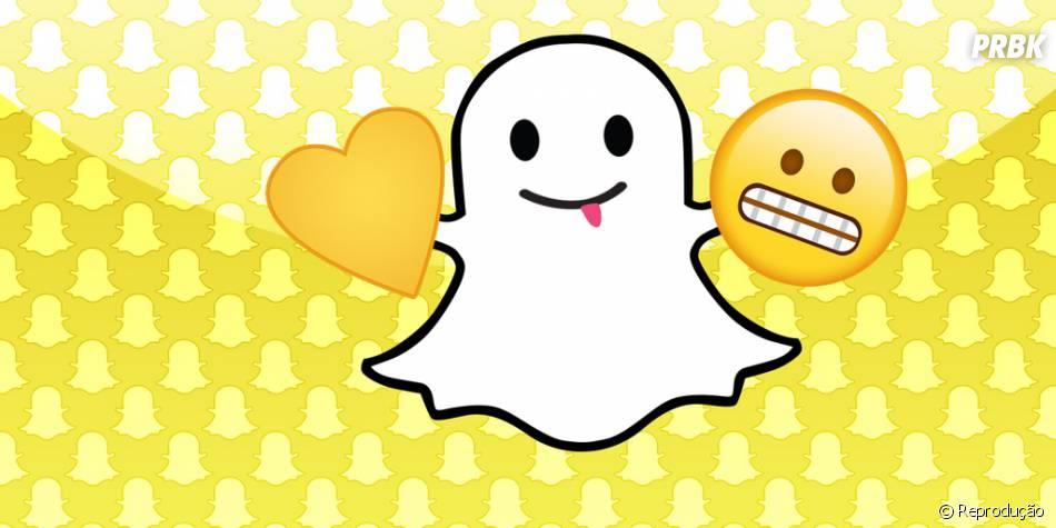 Snapchat lançou recentemente uma atualização focada nos emojis em 3D