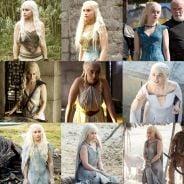 """De """"Game of Thrones"""": na 6ª temporada, veja a evolução de Daenerys através de seus vestidos!"""