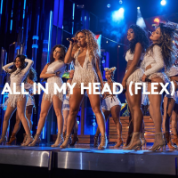 "Fifth Harmony performa ""All In My Head (Flex)"" na final do programa ""Dancing With the Stars"""
