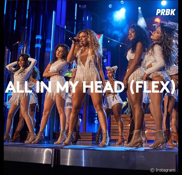 """Fifth Harmony faz mais uma apresentação do single """"All In My Head (Flex)"""""""