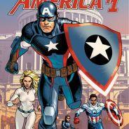 """De """"Capitão América"""": Steve Rogers vilão? HQ sugere que protagonista faça parte do grupo Hydra!"""