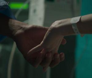 "Final ""Totalmente Demais"": Eliza (Marina Ruy Barbosa) se oferece para doar parte do fígado para Jonatas (Felipe Simas)"
