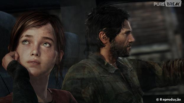 """""""The Last of Us"""" ganhou o prêmio de melhor game de 2013 pela BAFTA"""