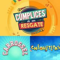 """Novela """"Cúmplices de Um Resgate"""" finaliza gravações e """"Carrossel"""" é substituída por """"Chiquititas""""!"""