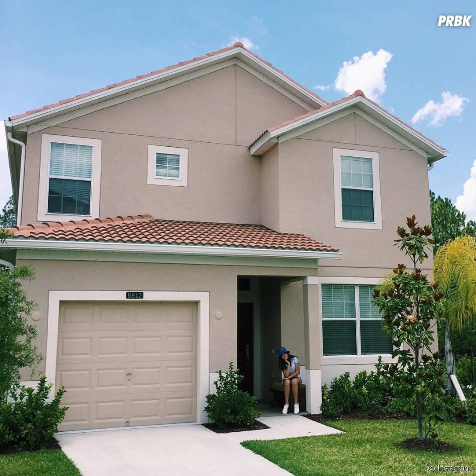 Maisa Silva mostra a casa que escolheu para passar alguns dias em Orlando, nos EUA