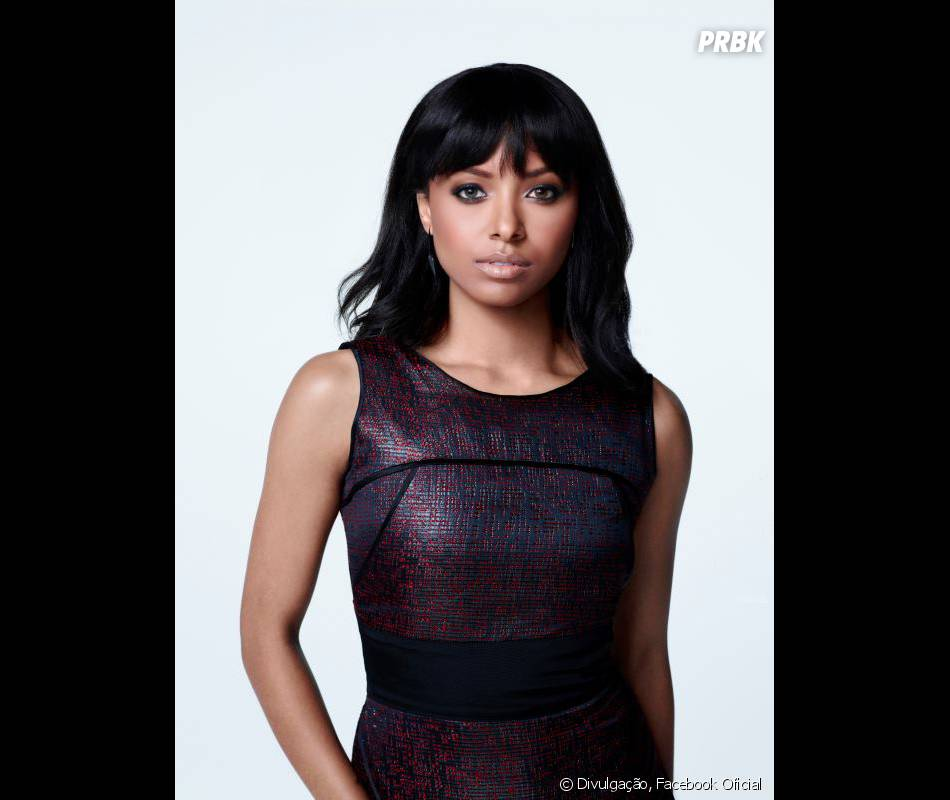 "Kat Graham vive a bruxa boa Bonnie de ""The Vampire Diaries"""