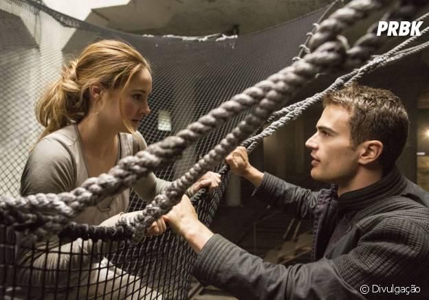 """Cena de """"Divergente"""", que estreia dia 17 de abril nos cinemas brasileiros"""