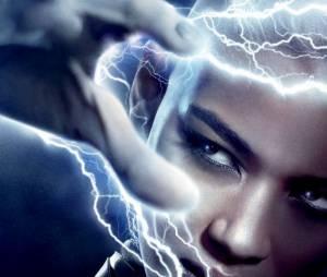 """Tempestade (Alexandra Shipp), de """"X-Men: Apocalipse: dona do visual moderninho, não tem tempo ruim, se acha a mais esperta"""