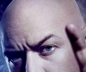 """Charles Xavier (James McAvoy), de """"X-Men: Apocalipse: paciente, generoso, vê o melhor das pessoas, sempre dá uma segunda chance"""