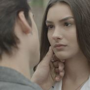 """Novela """"Malhação"""": Rodrigo (Nicolas Prattes) avisa a Luciana que não vai desistir dela"""