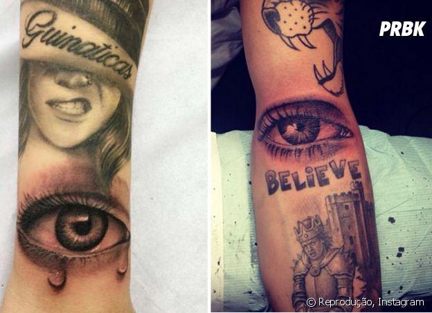 Mc Gui De Tatuagem Nova Dono Do Hit Vai Comecar A Ousadia Mostra O Resultado Da Arte No Snapchat Purebreak Mc gui 2016 • single/ep o bonde é seu (ao vivo) 2014 • álbum o bonde passou 2013 • álbum. mc gui de tatuagem nova dono do hit