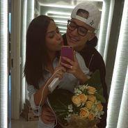 MC Gui compra par de alianças de R$30 mil para Luiza Cioni no Dia dos Namorados