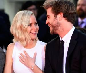 """Jennifer Lawrence e Liam Hemsworth ficaram amigos durante as filmagens de """"Jogos Vorazes"""""""