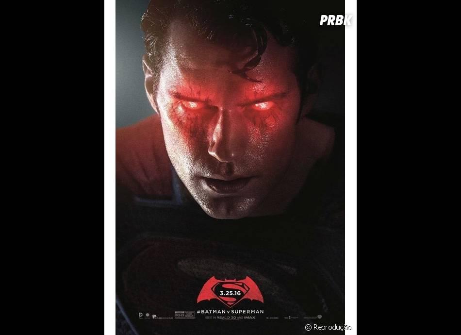 """""""Batman Vs Superman"""" também conta com Henry Cavill no elenco"""