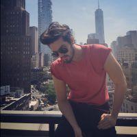 """Luan Santana publica foto misteriosa no Instagram e fãs especulam: """"Novo clipe?"""""""