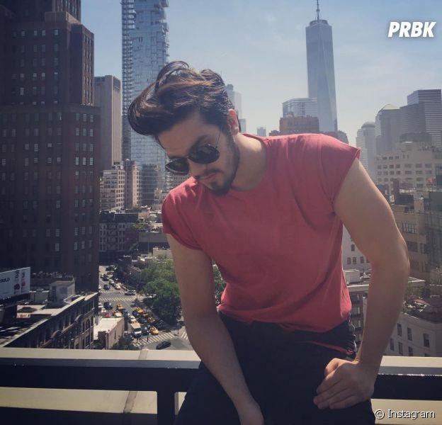 Luan Santana publica foto misteriosa no Instagram e fãs ficam curiosos!