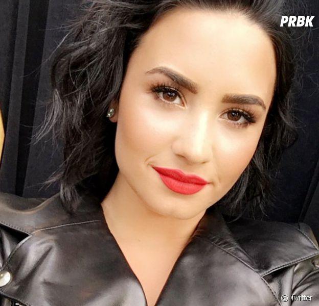 """Demi Lovato foi parar nos Trending Topics com apresentação no """"Good Morning America"""""""