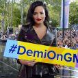 A hashtag #DemiOnGMA foi parar nos assuntos mais comentados do Brasil