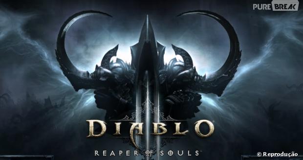 """Expansão de """"Diablo III"""", chamada """"Reaper Of Souls"""", será lançada em março de 2014."""