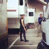 """Em """"Os Vingadores 2"""", novas fotos do set mostram soldados em ação"""