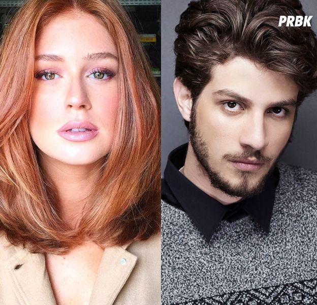 Marina Ruy Barbosa e Chay Suede como par romântico? Atores poderão formar parceria em futura novela das 21h