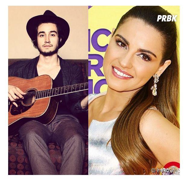 Maite Perroni convida Tiago Iorc para participar de seu show em Curitiba