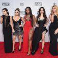 As integrantes do Fifth Harmony arrasam noAmerican Music Awards 2016