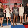 As meninas do Fifth Harmony também brilharam noMTV Video Music Awards 2015