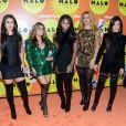 Olha elas! Divas do Fifth Harmony posam no Nickelodeon HALO Awards2015