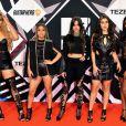 O tapete vermelho do MTV EMA's 2015 ficou ainda mais incrível quando oFifth Harmony chegou, né?